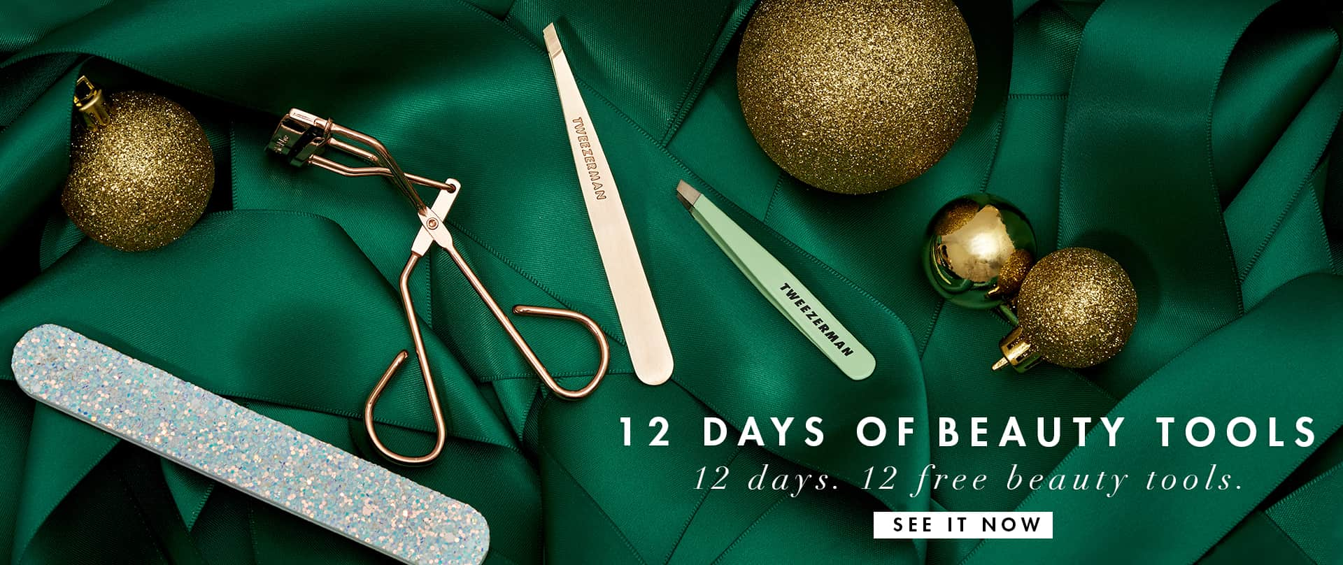12 Days of Beauty Tools